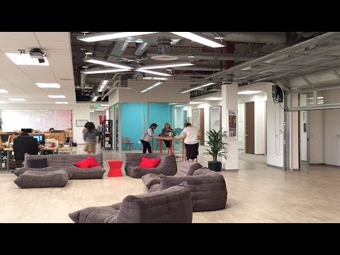 Orange County Collaborative Work Space Office Tour | The Vine OC