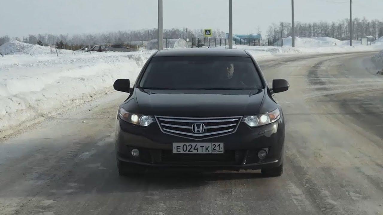 Honda Accord. «Антикамри»