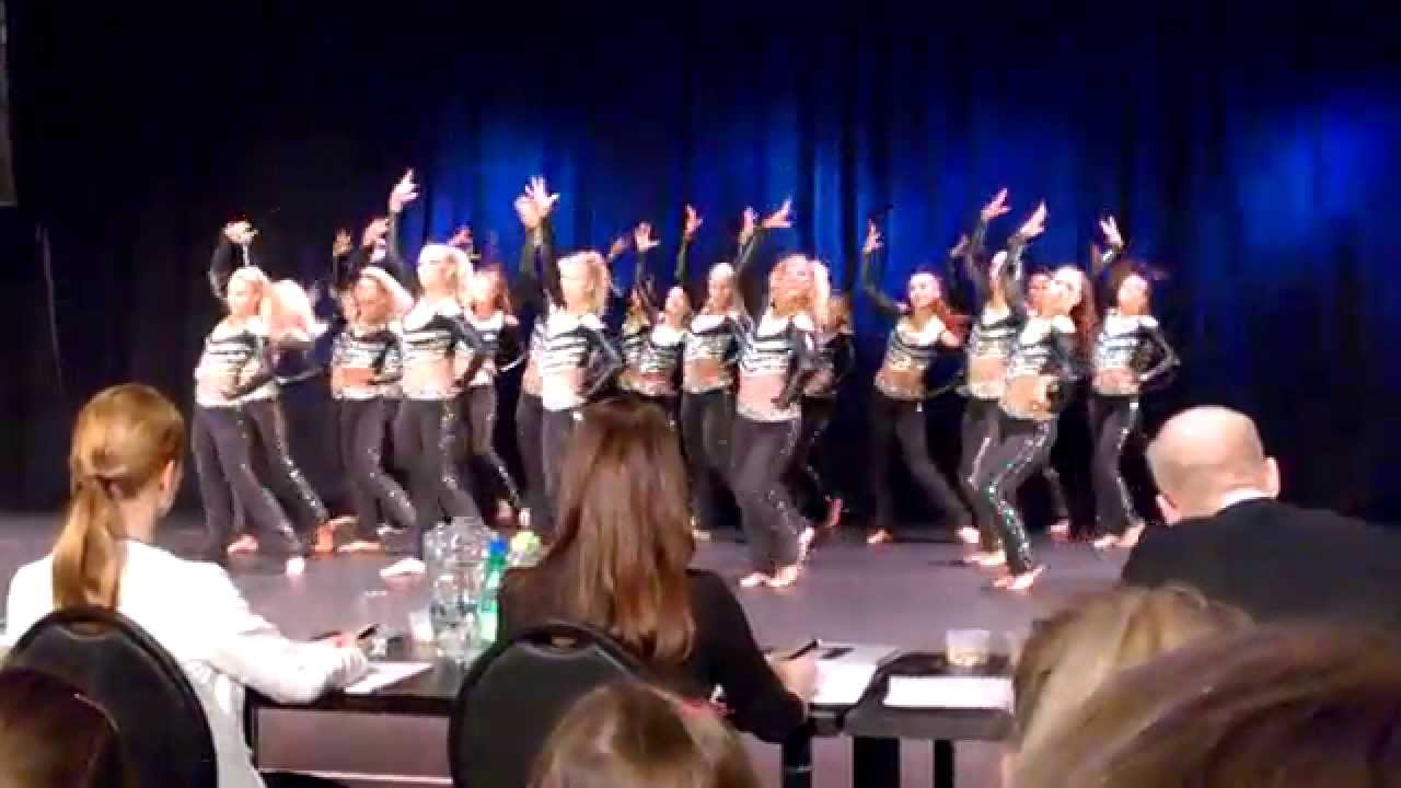 Disco Dance Championships 2015, formation adults, DCA Divine from Helsinki & Espoo