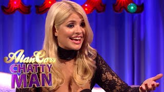 Holly Willoughby Messing Up On This Morning - Alan Carr: Chatty Man
