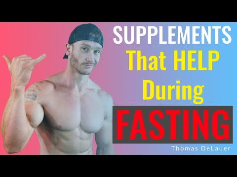 List of Vitamins Approved for Intermittent Fasting