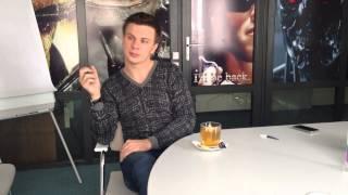 Дмитрий Комаров о том, как организовать путешествие на Кубу(Ведущий
