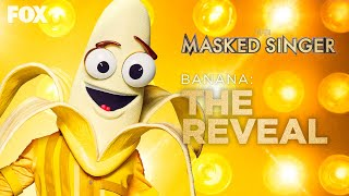 The Banana Is Revealed As Bret Michaels | Season 3 Ep. 13 | THE MASKED SINGER