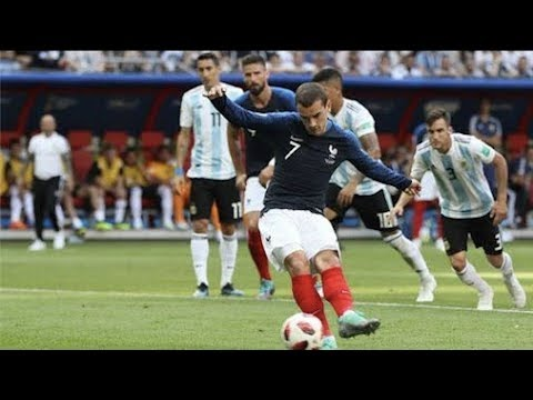 All 29 Penalties ● 2018 FIFA World Cup