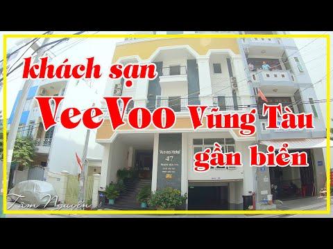 Review khách sạn Vũng Tàu 2021 ✅ VEEVOO khách sạn Vũng Tàu GẦN BIỂN YÊN TĨNH SẠCH SẼ   Tâm Nguyễn