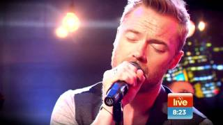 Watch Ronan Keating What The World Needs Now video
