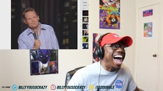 Bill Burr - Black Friends Clothes & Harlem REACTION! I SEE HOW BILL GOT HIS BLACK WIFE LMAO!!