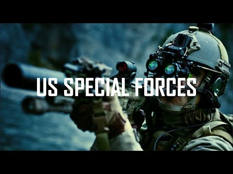 US Special Forces 2017   1M views Special