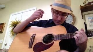(253) Zachary Scot Johnson The Indigo Girls Cover Dairy Queen thesongadayproject