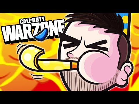 EPIC WARZONE GAME With Joel And Side!