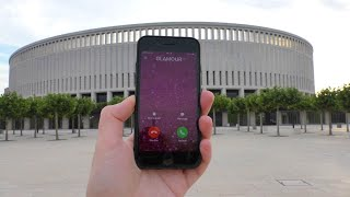 iPhone SE 2020 Stadium Incoming Call
