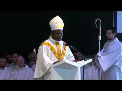 [Paray Online] Lecture & Homélie de Mgr Dieudonné Nzapalainga (12 Aout)