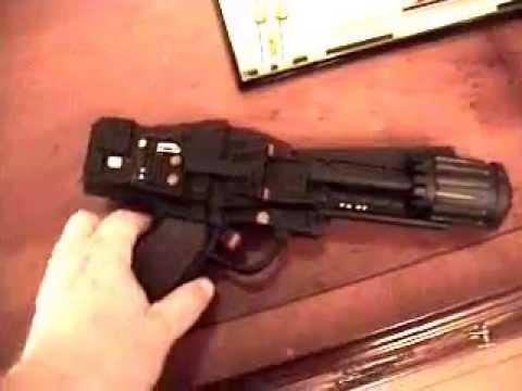 Battlestar Galactica Original Series Colonial Blaster By Richard Coyle