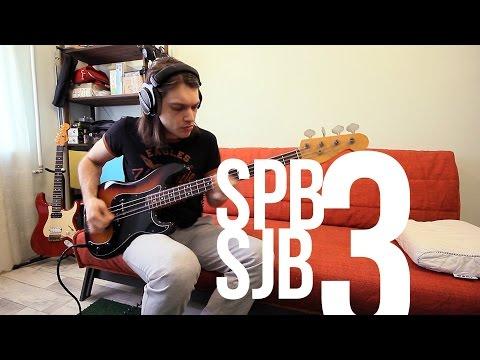 Seymour Duncan Quarter Pound Bass [SPB-3, SJB-3]