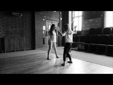 Children's Creative Dance & Music Project Bristol UK: primary school age
