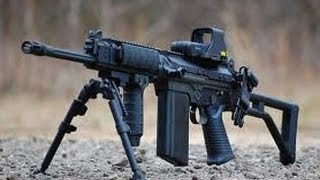 Top 10 Most Powerful Guns In The World