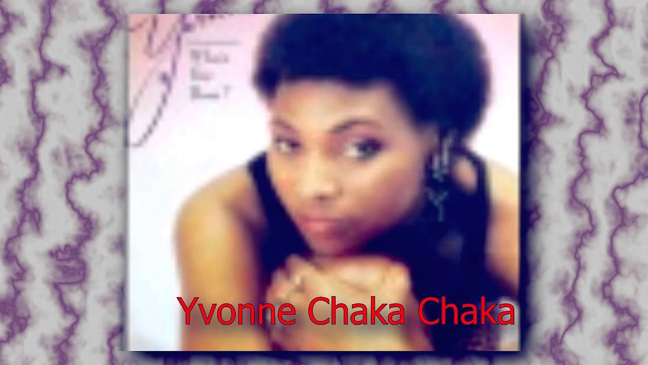 Thank you Yvonne Chaka Chaka