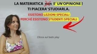 Lezioni di matematica a Salerno. Ripetizioni matematica Salerno. Insegnanti matematica Salerno