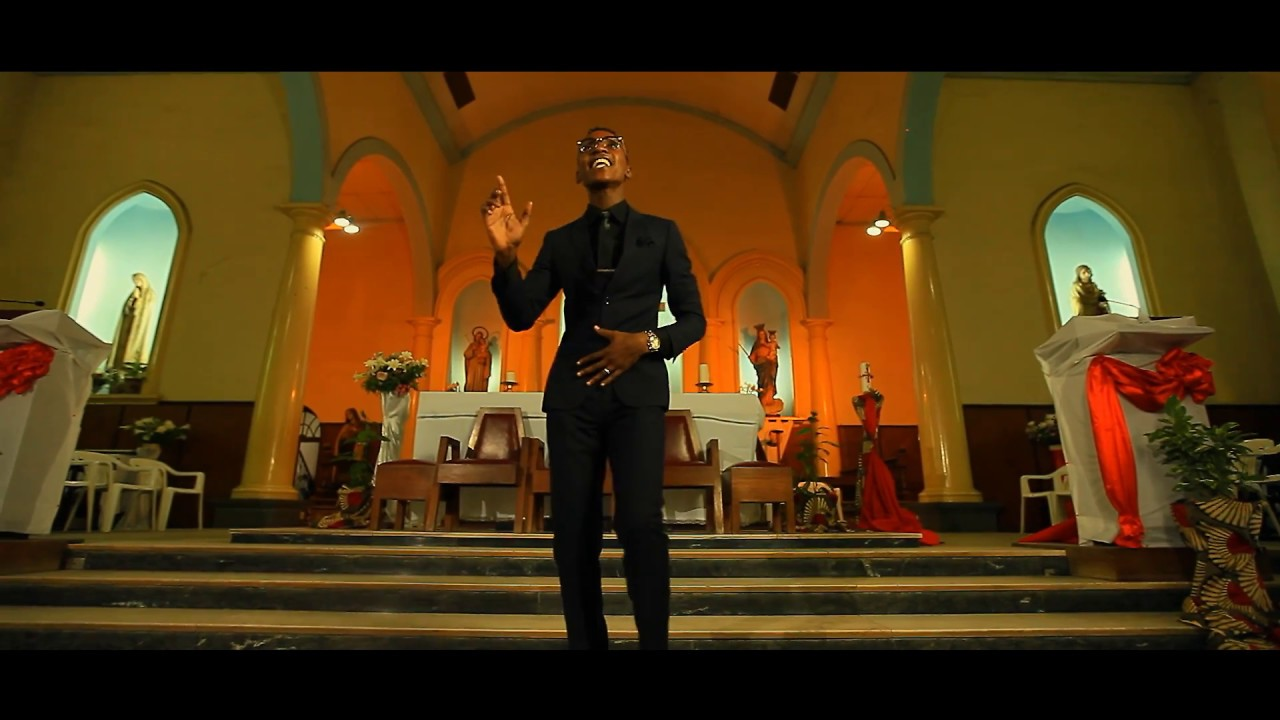 Ubakka - Yesu (official video HD) #1