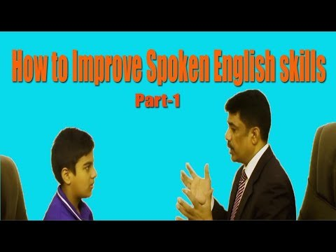 How to improve Spoken English skills part 1 | Bangla tutorial