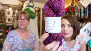 Hudson Valley Yarn Shop Cruise: White Barn Farm Sheep and Wool Part 2