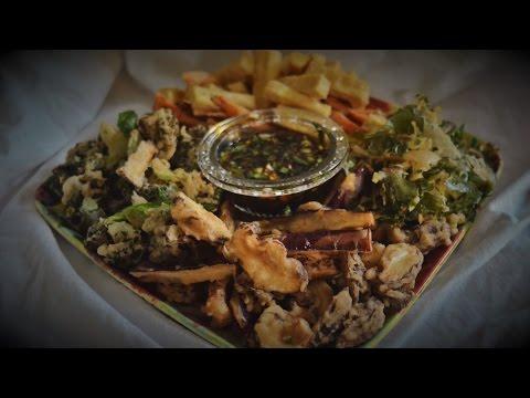 Vegan & Gluten Free Tempura Episode 42 Reveena's Kitchen