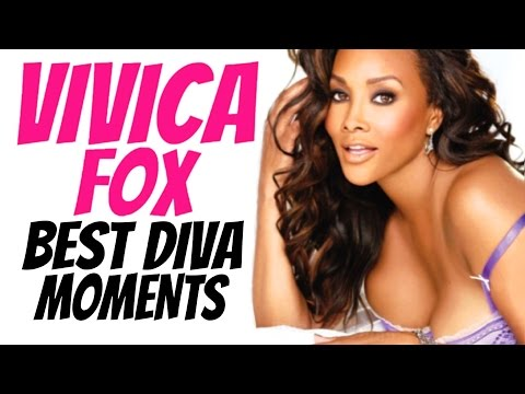 Vivica A. Fox  Best Diva Moments
