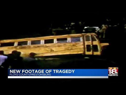New Footage Of Fatal Bus Crash