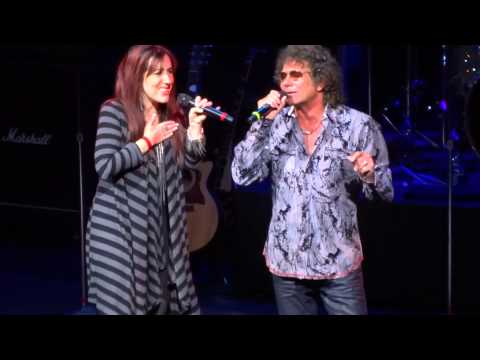 """Nothings Gonna Stop Us Now"" Starship Feat Mickey Thomas@American Music Lancaster, PA 1/31/13"