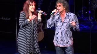 """""""Nothings Gonna Stop Us Now"""" Starship feat Mickey Thomas@American Music Lancaster, PA 1/31/13"""