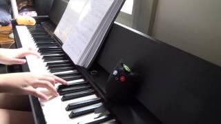 『Hear Our Prayer』ピアノで弾いてみた 【Tsubasa Reservoir Chronicles】