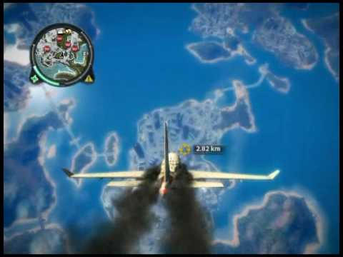 how to make just cause 2 stop crashing