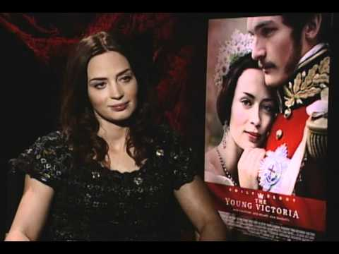 The Young Victoria - Exclusive: Emily Blunt Interview
