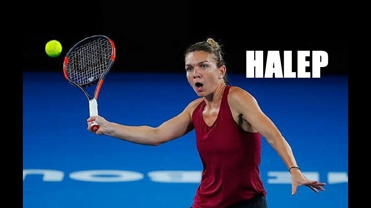 Simona Halep has confirmed Thierry Van Cleemput as her new ...  |Halep