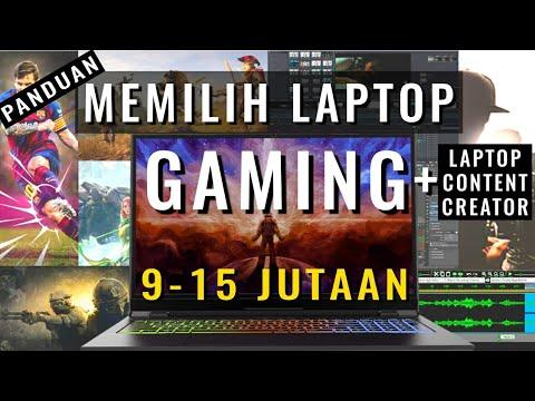 10 Laptop Gaming Termurah Dan Cara Memilih Laptop Gaming + Content Creator