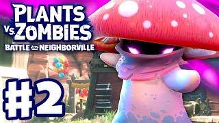 Night Cap! Mushroom! - Plants vs. Zombies: Battle for Neighborville - Gameplay Part 2 (PC)