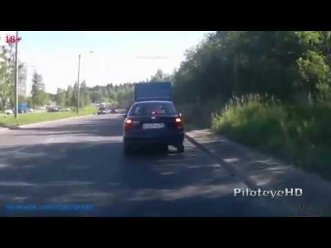 Russian Dash Cam Accidents NEW OCTOBER 2013 | Car Crash Compilation [HD] #7
