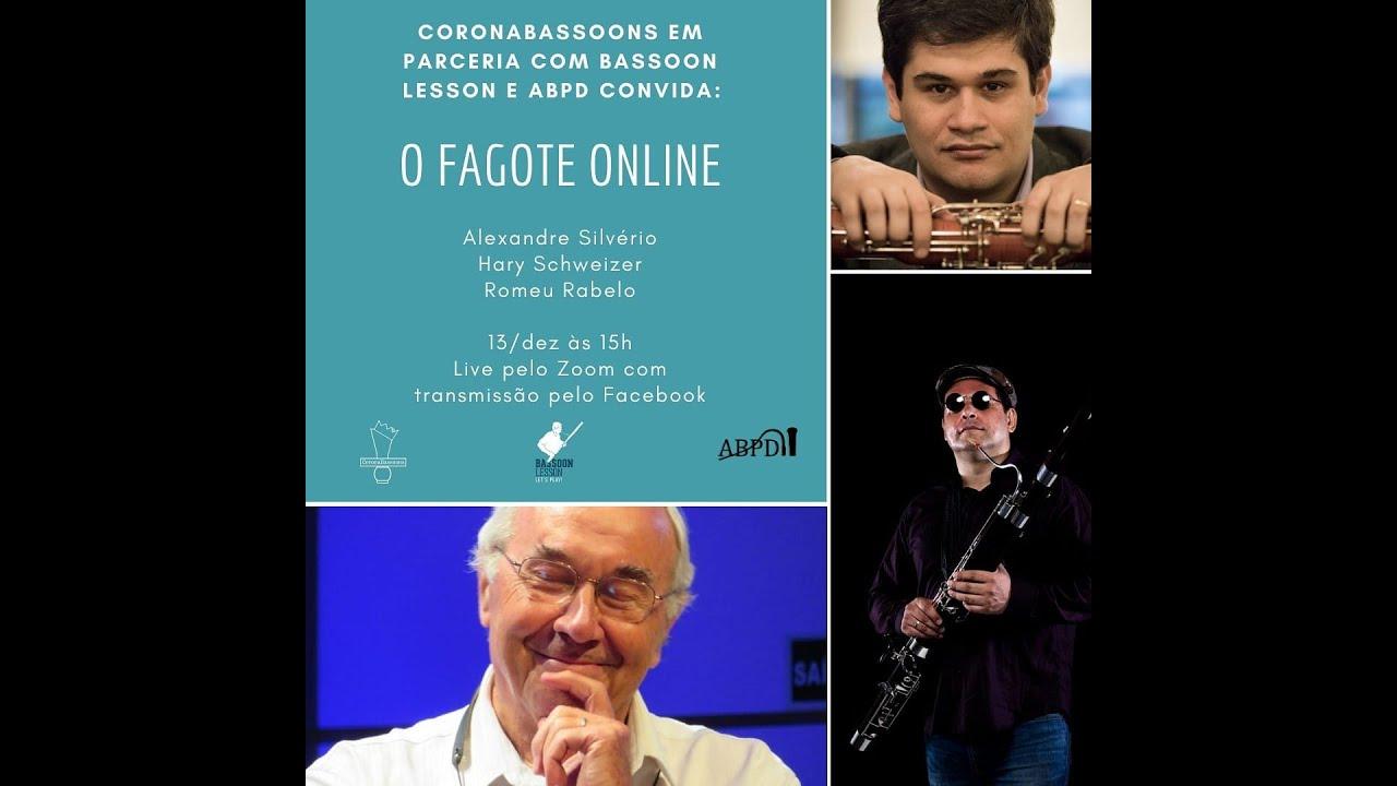 Live com o tema: O Fagote Online