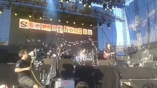 Stereophonics-Dakota (Corona Capital 2013)