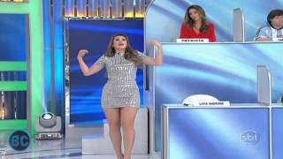 Repeat youtube video Livia Andrade Gostosa de Vestidinho Prata