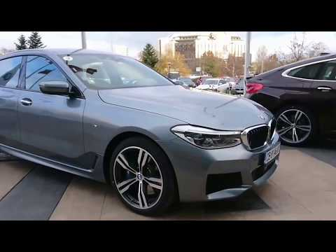 Lifestyle with new BMW serie 6 GT - travel in Bulgaria