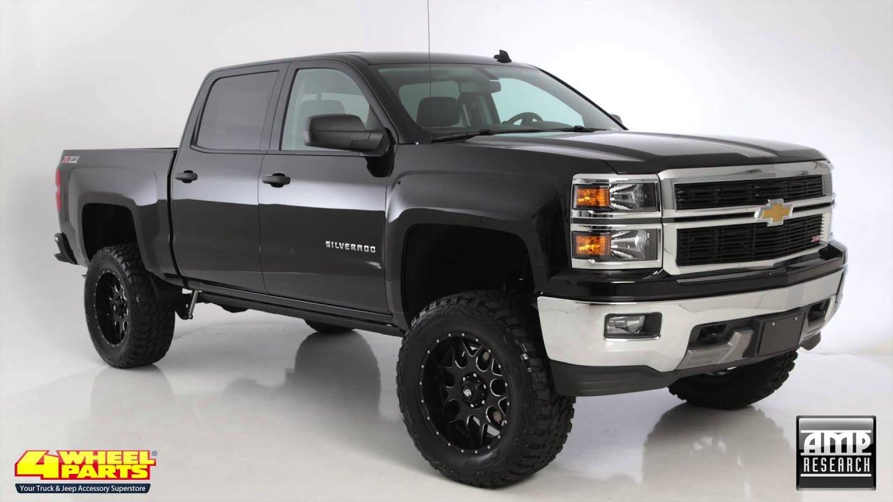 2014 Gmc Denali Truck >> 2014 Silverado Parts by 4 Wheel Parts - YouTube