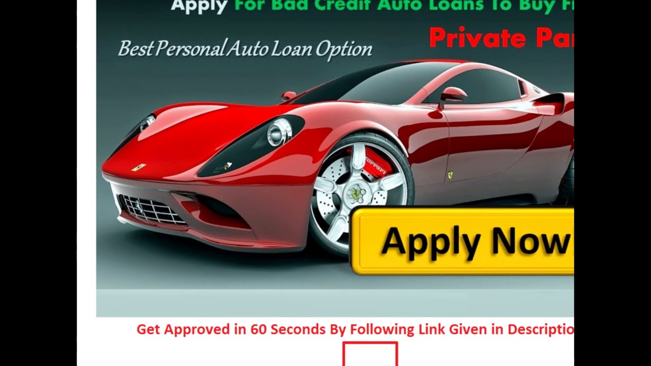No Money Down Bad Credit Car Loans Near Me With Guaranteed Approval