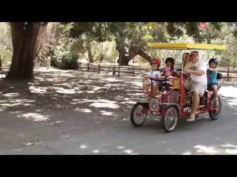 Wheel Fun Rentals at Irvine Park