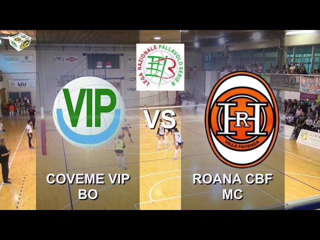 2° COVEME S.LAZZARO VIP BO ROANA CBF HR MACERATA