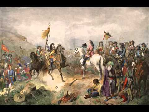The Long Turkish War -  Battle of Mohács In 1687