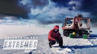 Battling Antarctic Ice Storms to Study the Secrets of Subzero Survival