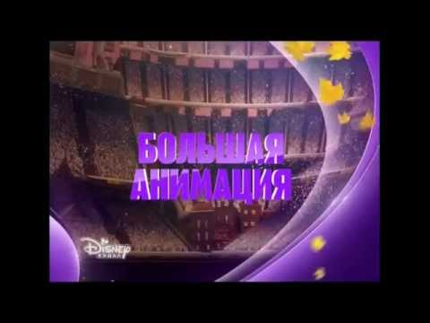 Disney Channel Russia - Continuity 5.11.2015
