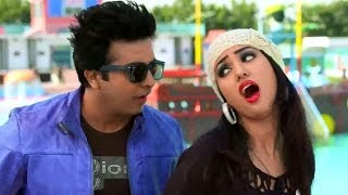 "Pagol Already -  By Shakib Khan &Opu Biswas Bangla Movie Video Song  ""Daring Lover Movie"""