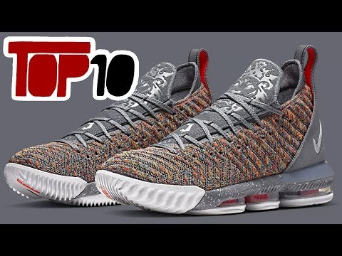 Top 10 Most Comfortable Basketball Shoes of All Time
